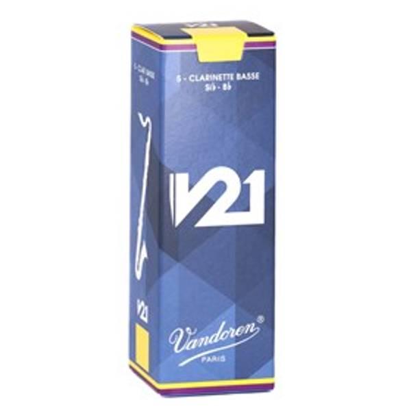 Bilde av Vandoren V21 Bassklarinett no 2,5