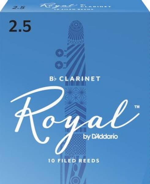 Bilde av Rico Royal Bb-Klarinett No.2,5