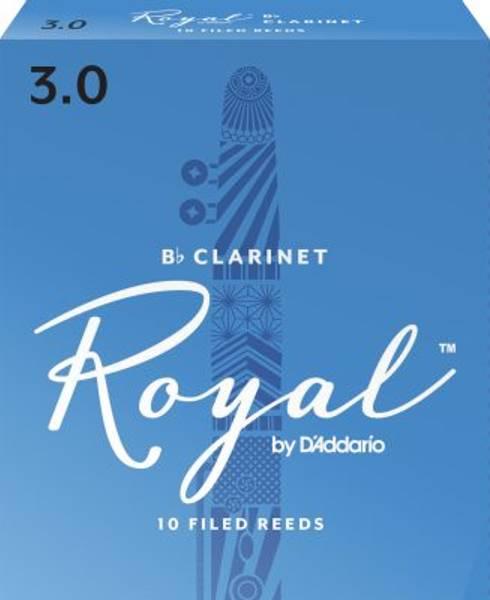 Bilde av Rico Royal Bb-Klarinett No.3