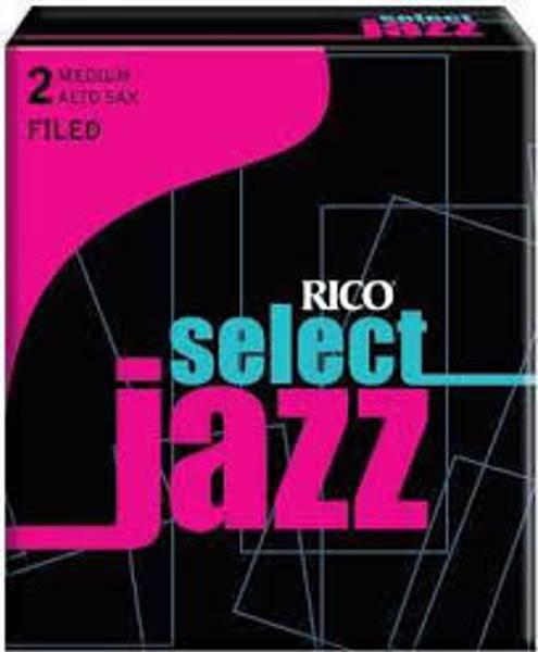 Bilde av Rico Select Jazz altsax no 2 Hard